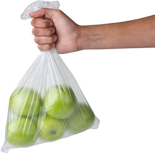 Material Bolsas de Plástico