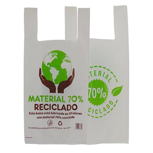 Reciclaje de Bolsas de Plástico