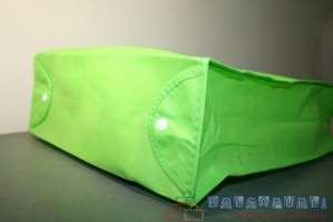 bolsas de tela verdes en Bilbao