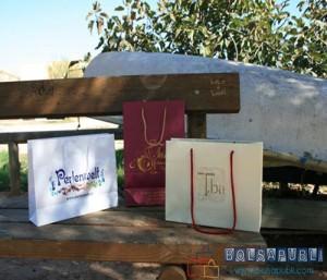 bolsas de lujo impresas a tu gusto