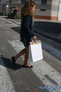 bolsas de lujo impresas bonitas