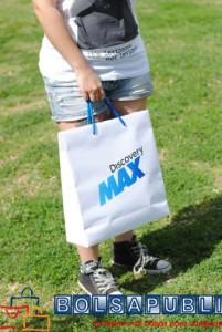 bolsas de lujo plastificadas calidad