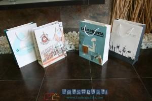bolsas de lujo de papel ecologico