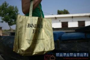 bolsas de tela impresa