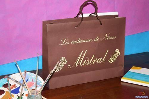 bolsas lujo plastificadas con tu logo