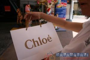 bolsas de lujo de papel bonitas