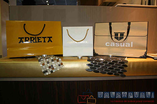 Comprar bolsas de lujo con tu logo