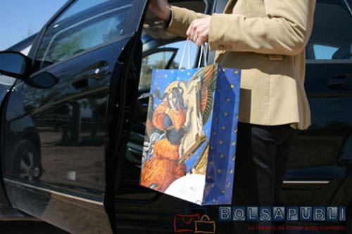 Comprar bolsas de lujo publicitarias