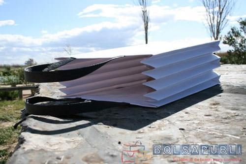 fabrica de bolsas de papel de lujo