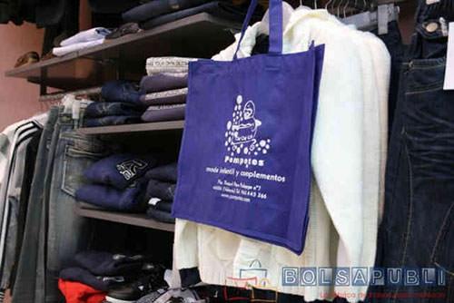 Fábrica de bolsas de tela personalizadas