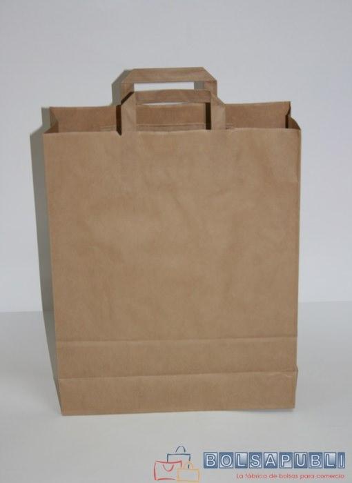 fabrican bolsas de papel