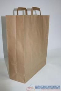 ferias y bolsas de papel marrón