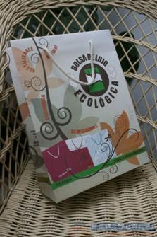 informacion acerca de bolsas de lujo ecológicas