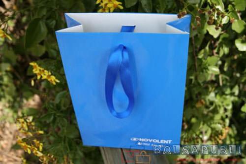 quién vende bolsas de papel de lujo personalizadas